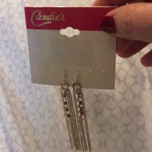New Candies Silver earrings!
